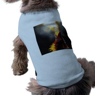 De wolf van de brand shirt