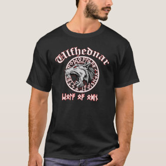 De Wolf van Ulfhednar van het Overhemd van Odin T Shirt