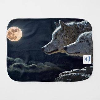 De Wolven die van de wolf bij de Volle maan bij Spuugdoekjes
