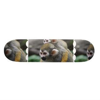 Baby aap skateboards eigen design skateboard decks - Baby boy versiering van de zaal ...