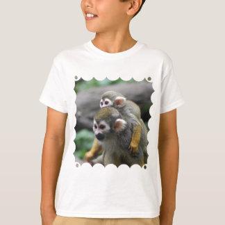 De Zaak van de Familie van de Aap van de eekhoorn T Shirt