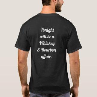 De Zaak van de whisky en van de Bourbon --- Het T Shirt
