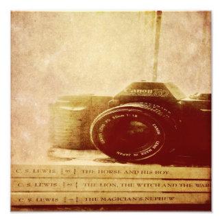 De Zaal van de Druk van de foto… met een Uitzicht Foto