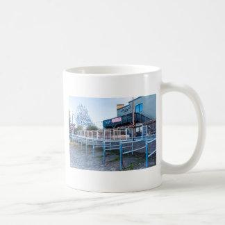De Zaal van het waterrad Koffiemok