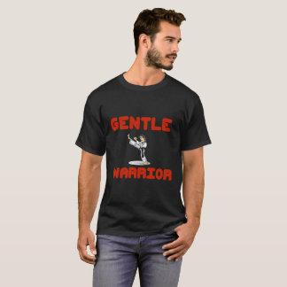 De zachte T-shirt van het Mannen van de Strijder
