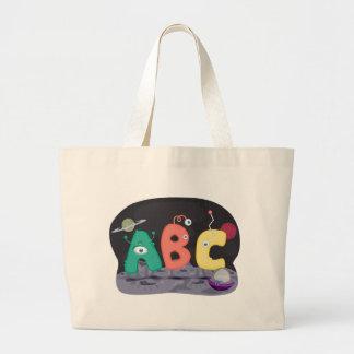 De zak van ABC Grote Draagtas