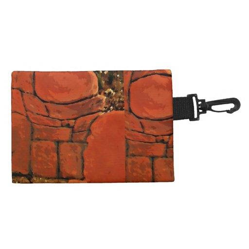 De Zak van Bagettes van de Muur van de steen