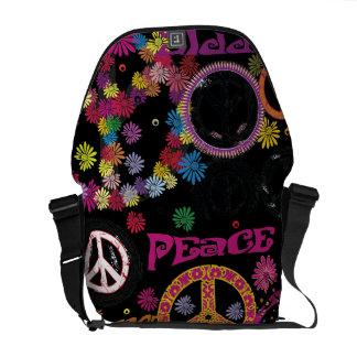 De Zak van de Boodschapper van de Hippie van de Vr Messenger Bags