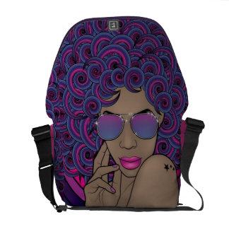 De Zak van de Boodschapper van de Prinses van Nubi Courier Bag