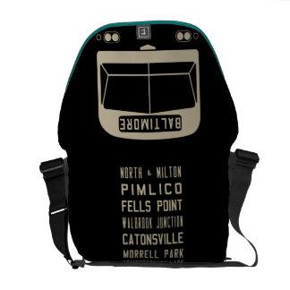 De Zak van de Boodschapper van de Rol van de Bus v Messenger Bags