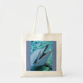 De Zak van de dolfijn Draagtas