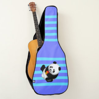 De Zak van de Gitaar van Bon Bon van de panda Gitaartas