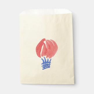 De Zak van de Gunst van de Ballon van de lucht Bedankzakje