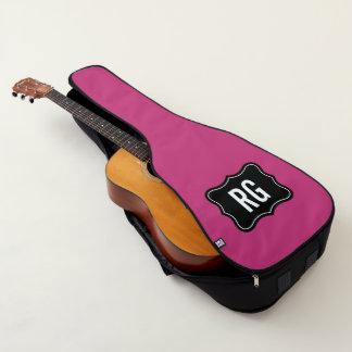 De zak van de het monogramgitaar van de douane in gitaartas