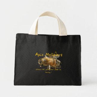 De Zak van de honingbij Mini Draagtas