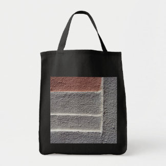De zak van de muur boodschappen draagtas