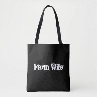 De Zak van de Vrouw van het boerderij Draagtas