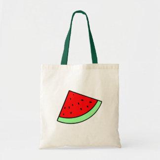 De Zak van de watermeloen (LICHT) Draagtas