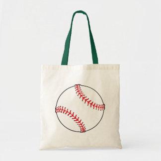 De Zak van het Bolsa van de Bal van het honkbal Budget Draagtas