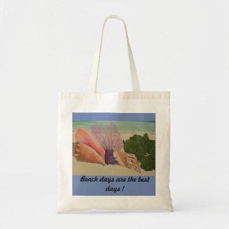 De zak van het bolsa voor de strandminnaars draagtas