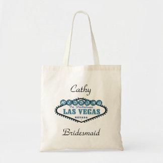 De Zak van het Bruidsmeisje van Cathy Las Vegas Draagtas