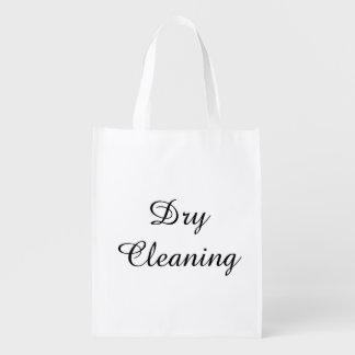 De Zak van het Chemisch reinigen Herbruikbare Boodschappentas