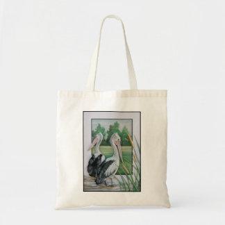 de zak van het pelikaanbolsa draagtas