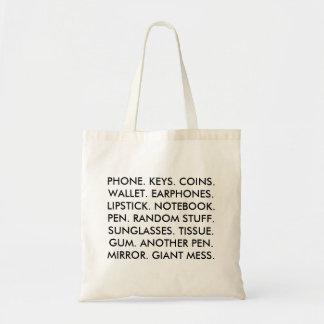 de zak van het vrouwenbolsa budget draagtas