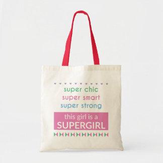 De Zak van Supergirl Draagtas