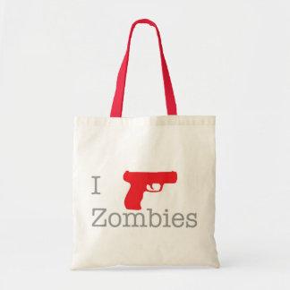 De Zak van Swag van de zombie Draagtas