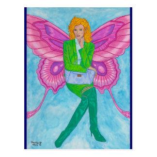 """De """"zaken van het elf"""" door Daedelys Briefkaart"""