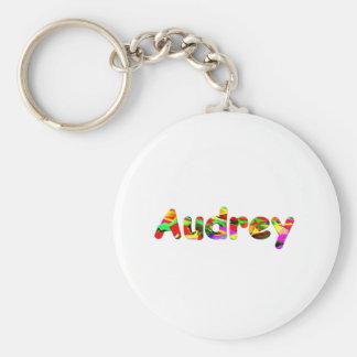 De zeer belangrijke ketting van Audrey Sleutelhanger