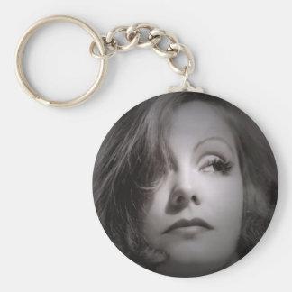 De Zeer belangrijke Ketting van Greta Garbo Sleutelhanger