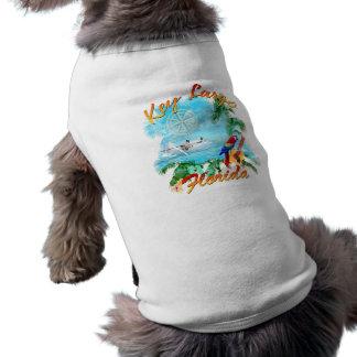 De zeer belangrijke Largo Rots van Florida Trop T-shirt