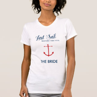 De zeevaart aangepaste t-shirts van de