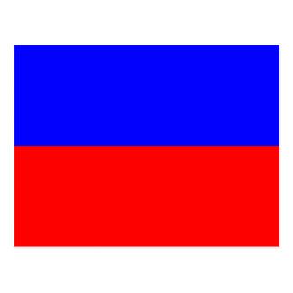 De zeevaart Brief E van het Signaal van de Vlag Briefkaart