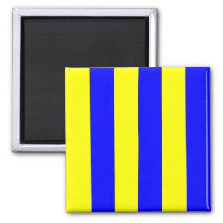 De zeevaart Brief G van het Signaal van de Vlag (G Magneet