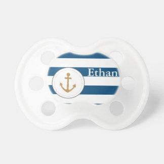 De zeevaart Fopspeen van de Marine van het Anker G