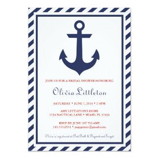 De zeevaart Uitnodigingen van het