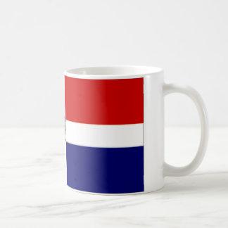 De ZeeVlag van de Dominicaanse Republiek Koffiemok
