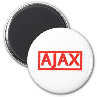 De Zegel van Ajax Ronde Magneet 5,7 Cm