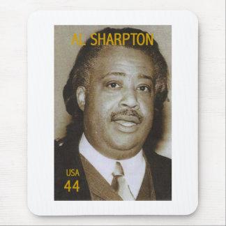 De zegel van Al Sharpton Muismat