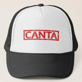 De Zegel van Canta Trucker Pet