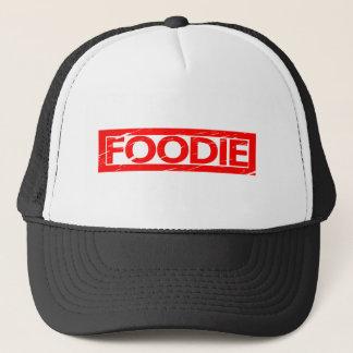 De Zegel van Foodie Trucker Pet