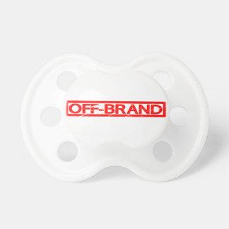 De Zegel van het van-merk Fopspeentjes
