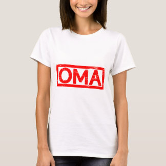 De Zegel van Oma T Shirt