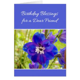 De Zegen van de verjaardag voor een Beste Vriend… Briefkaarten 0