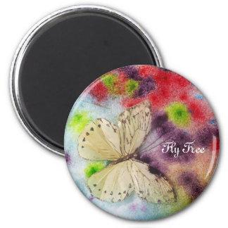 De Zegen van de vlinder Magneet