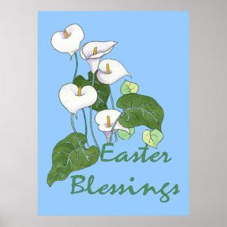 De Zegen van Pasen Poster