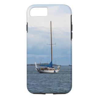 De Zeilboot van de zomer iPhone 7 Hoesje